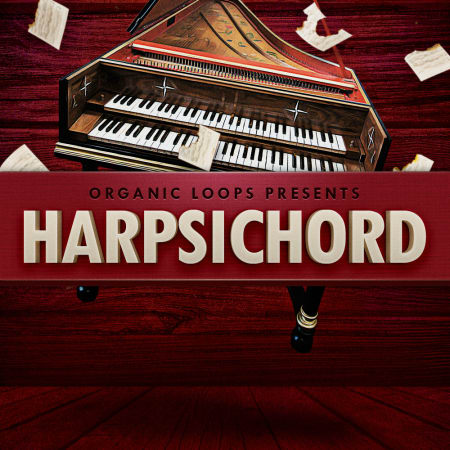 Keyboards Strings Sample from Harpsichord | Splice Sounds