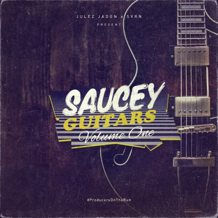 Saucey Guitars Vol 1 Samples Loops Splice Sounds