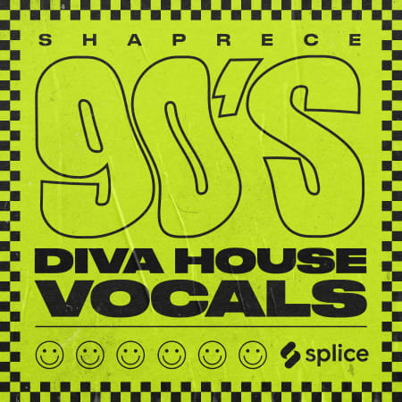 90's Diva House Vocals with Shaprece - Samples & Loops - Splice