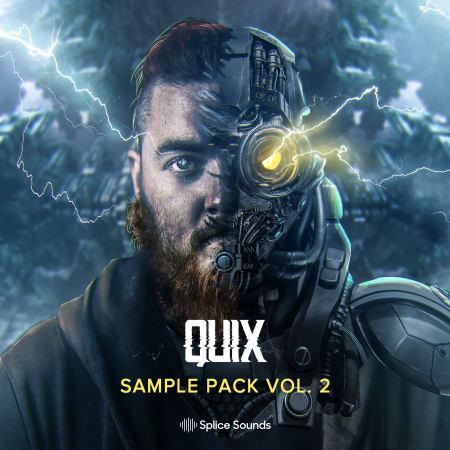 QUIX Sample Pack Vol  2 - Samples & Loops - Splice Sounds