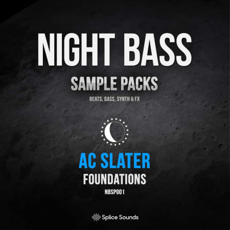 Night Bass Presents AC Slater's Foundations Sample Pack - Samples