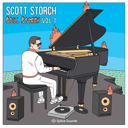 Scott Storch's Still Storch Vol  1 - Samples & Loops - Splice