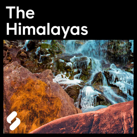 Splice Explores sound pack, The Himalayas, by Susie Ibarra