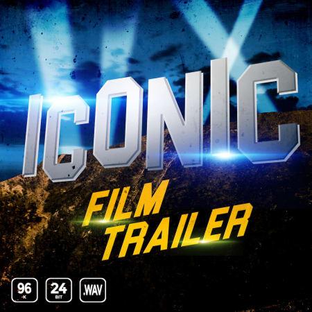 Epic Stock Media Iconic Film Trailer WAV-FLARE