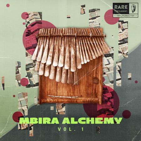 RARE Percussion Mbira Alchemy Vol 1 WAV-FLARE