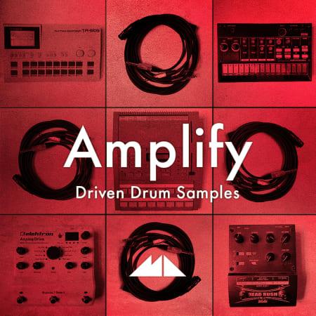 ModeAudio Amplify Driven Drum Samples WAV-FLARE