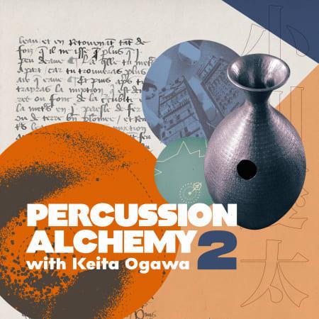 RARE Percussion Percussion Alchemy Vol 2 with Keita Ogawa WAV