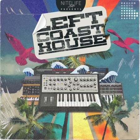 NITELIFE Audio Left Coast House WAV