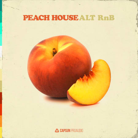 Capsun ProAudio Peach House Alt RnB WAV