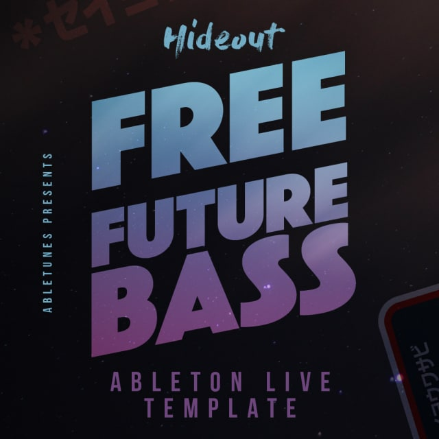 Free Ableton Template / Free Ableton Project \
