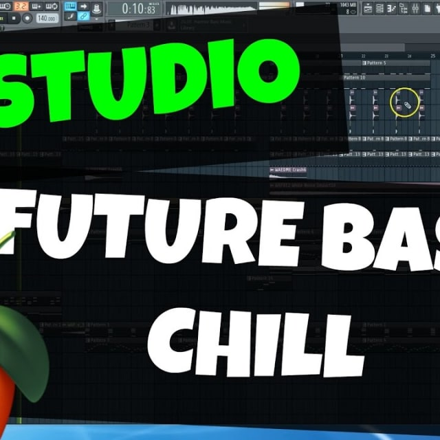 Fl Studio Template 21 Chilled Future Bass Chillstep