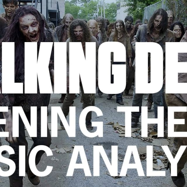 The Walking Dead Theme (Breakdown) - Logic Pro X Project by