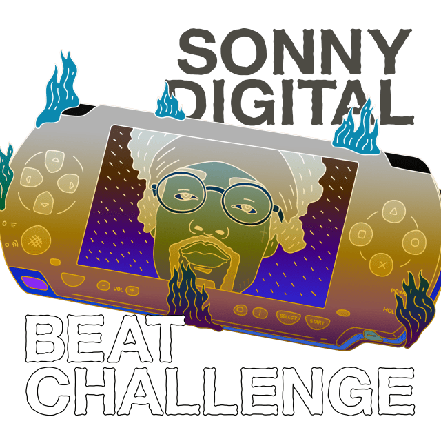 Sonny Digital Beat Challenge - Remix Contest - Ableton Live
