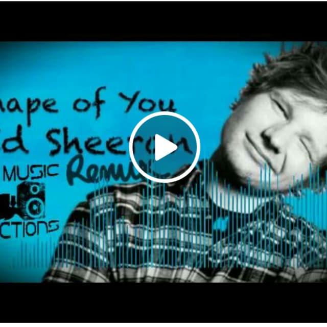 Ed Sheeran - Shape Of You (RMP Remix) - FL Studio Project