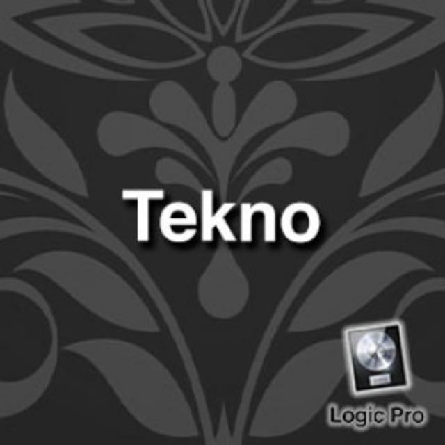 Free Logic Pro Techno Template Tekno Logic Pro X Project