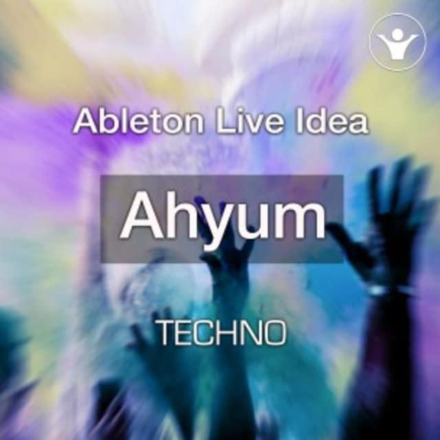 free ableton templates techno