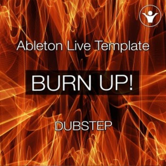 dubstep ableton template burn up by sander djick ableton live project by. Black Bedroom Furniture Sets. Home Design Ideas