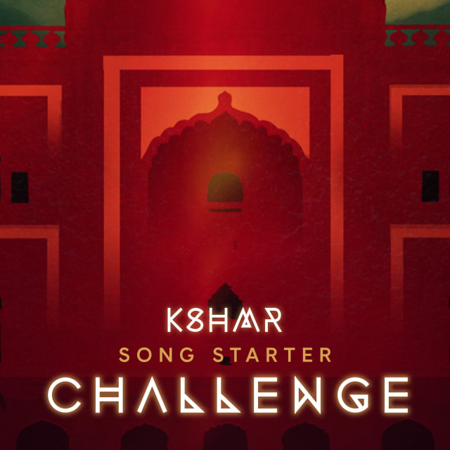 KSHMR Song Starter Challenge - Remix Contest - Ableton Live Project