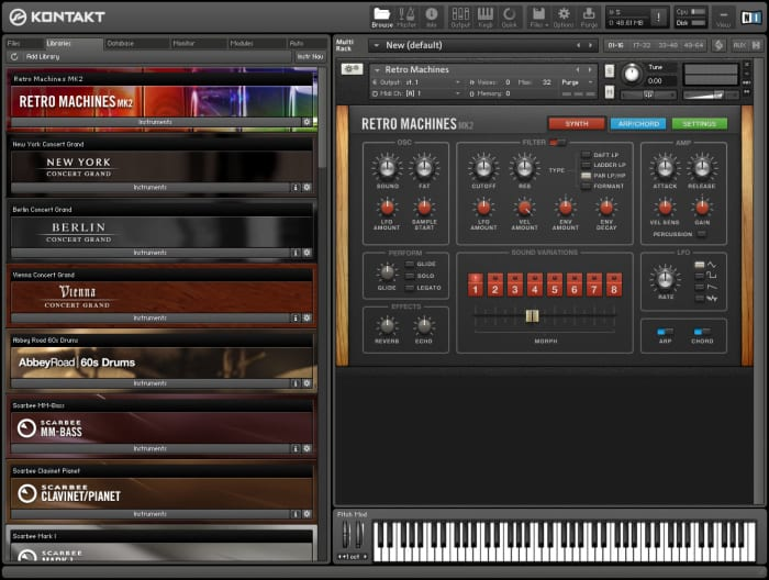 Kontakt by Native Instruments - Plugins (VST, AU) | Splice