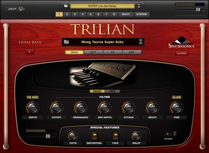 Trilian by Spectrasonics - Plugins (VST, AU) | Splice