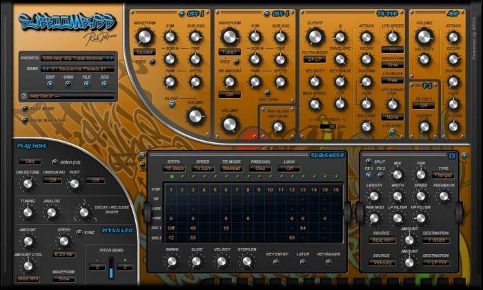 Rob papen subboombass2 v1. 0. 1b | go audio.