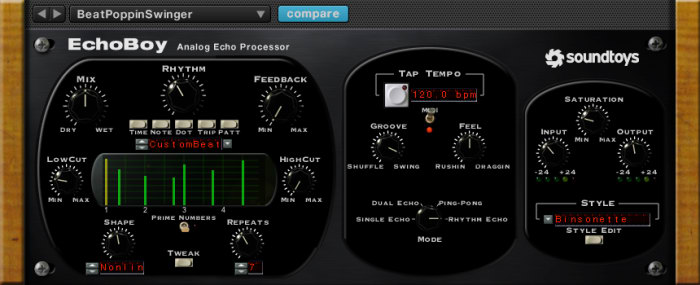 EchoBoy by SoundToys - Plugins (VST, AU) | Splice