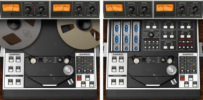 UAD Ampex ATR-102 by Universal Audio - Plugins (VST, AU