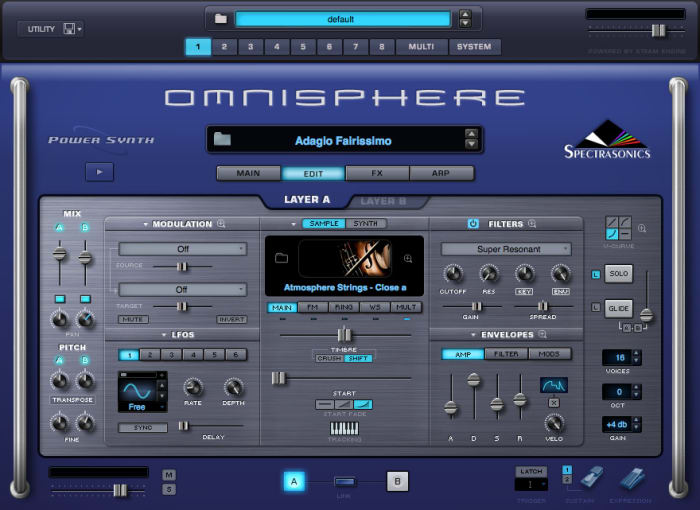 Omnisphere by Spectrasonics - Plugins (VST, AU) | Splice