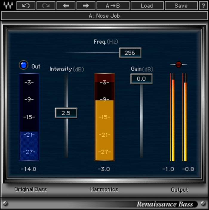 Is there an alternative to MaxxBass by Waves - Future Producers forums