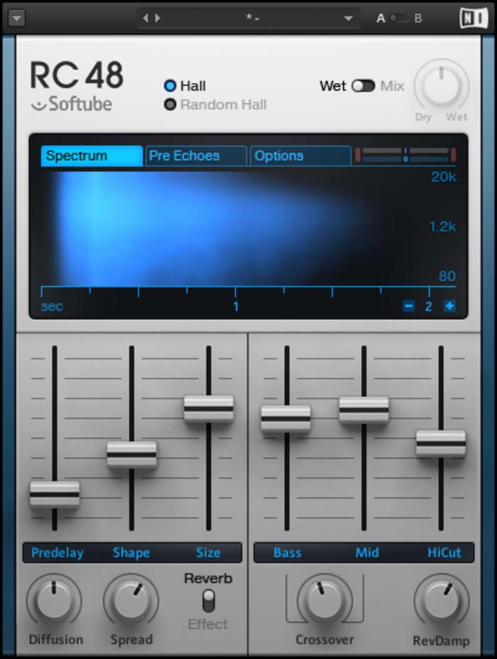 RC 48 by Native Instruments - Plugins (VST, AU) | Splice
