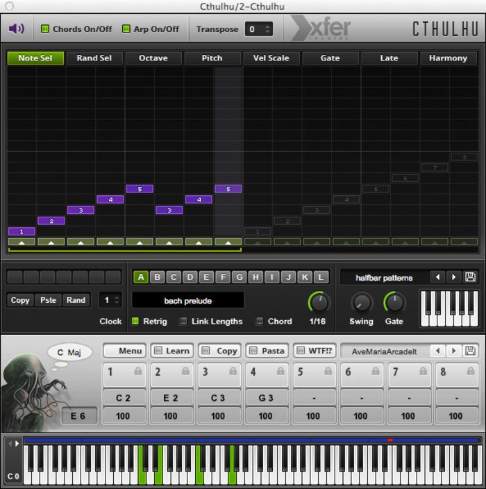 Cthulhu by Xfer Records - Plugins (VST, AU) | Splice