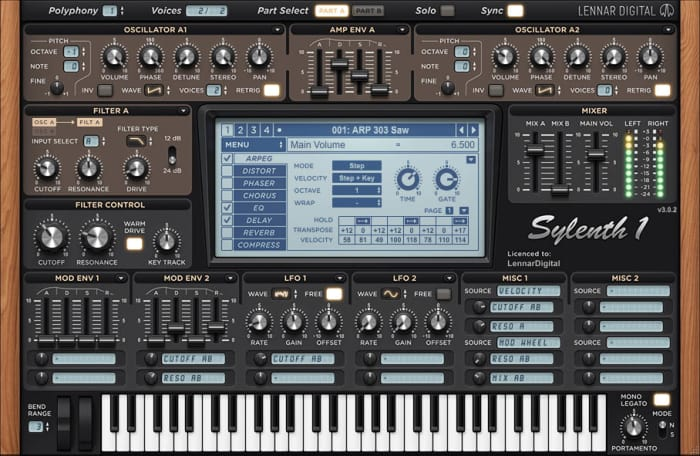 Sylenth1 By Lennardigital Plugins Vst Au Splice
