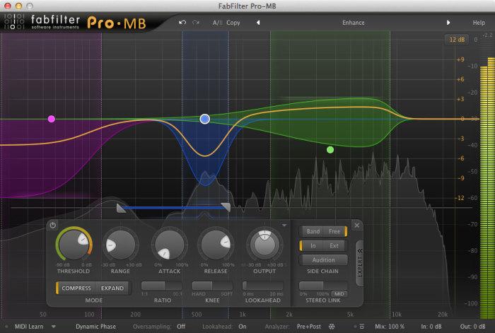 Pro-MB by FabFilter - Plugins (VST, AU) | Splice