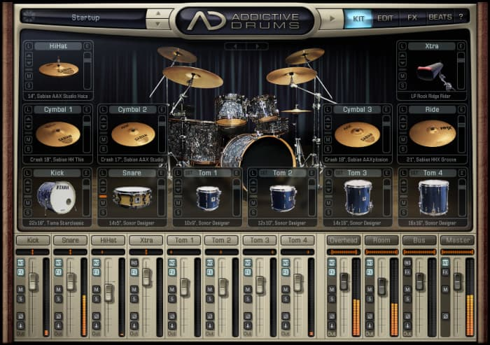 Addictive Drums by XLN Audio - Plugins (VST, AU) | Splice