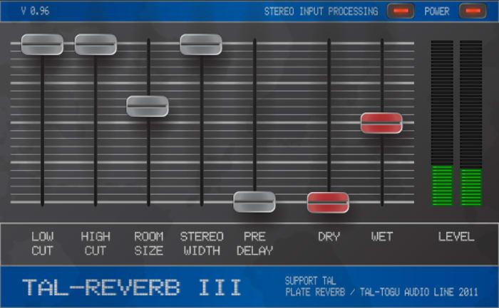 TAL Reverb III by TAL-Togu Audio Line - Plugins (VST, AU)   Splice
