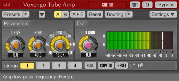 Tube Amp by Voxengo - Plugins (VST, AU) | Splice