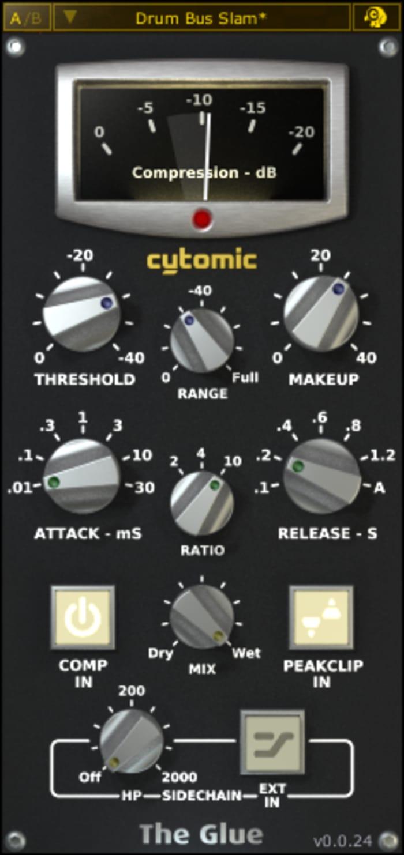 cytomic the glue