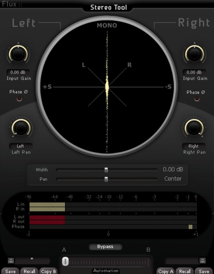 Stereo Tool by Flux - Plugins (VST, AU) | Splice