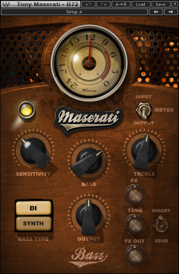 Tony Maserati Plugins – mechaniker