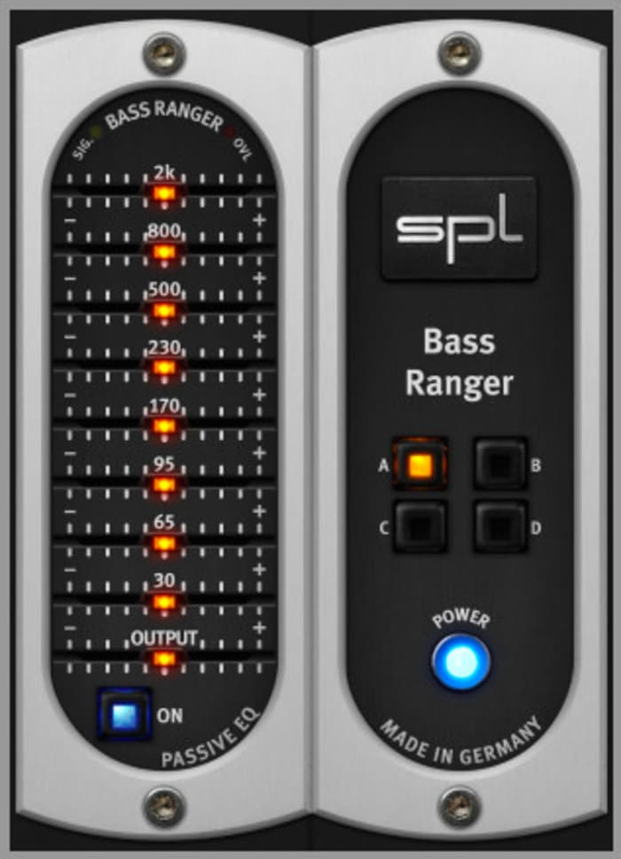 SPL Bass Ranger by Plugin Alliance - Plugins (VST, AU) | Splice