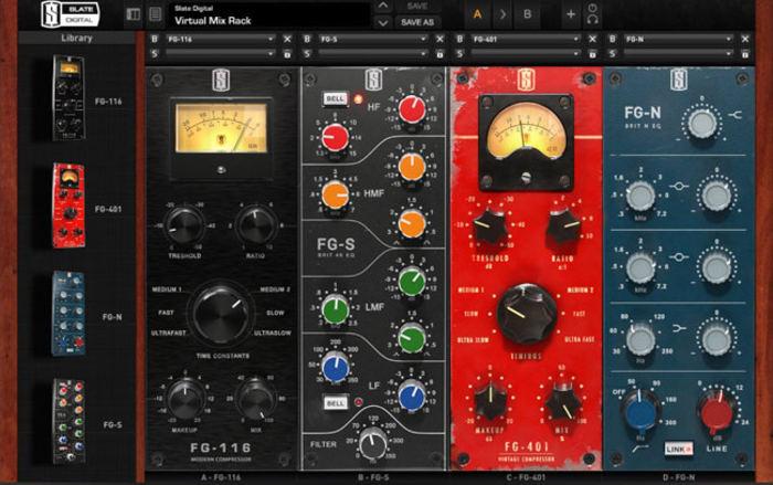 Virtual Mix Rack by Slate Digital - Plugins (VST, AU) | Splice