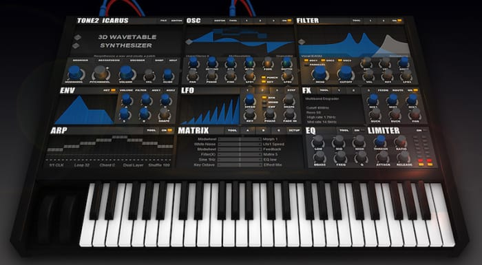 Icarus by Tone2 - Plugins (VST, AU) | Splice