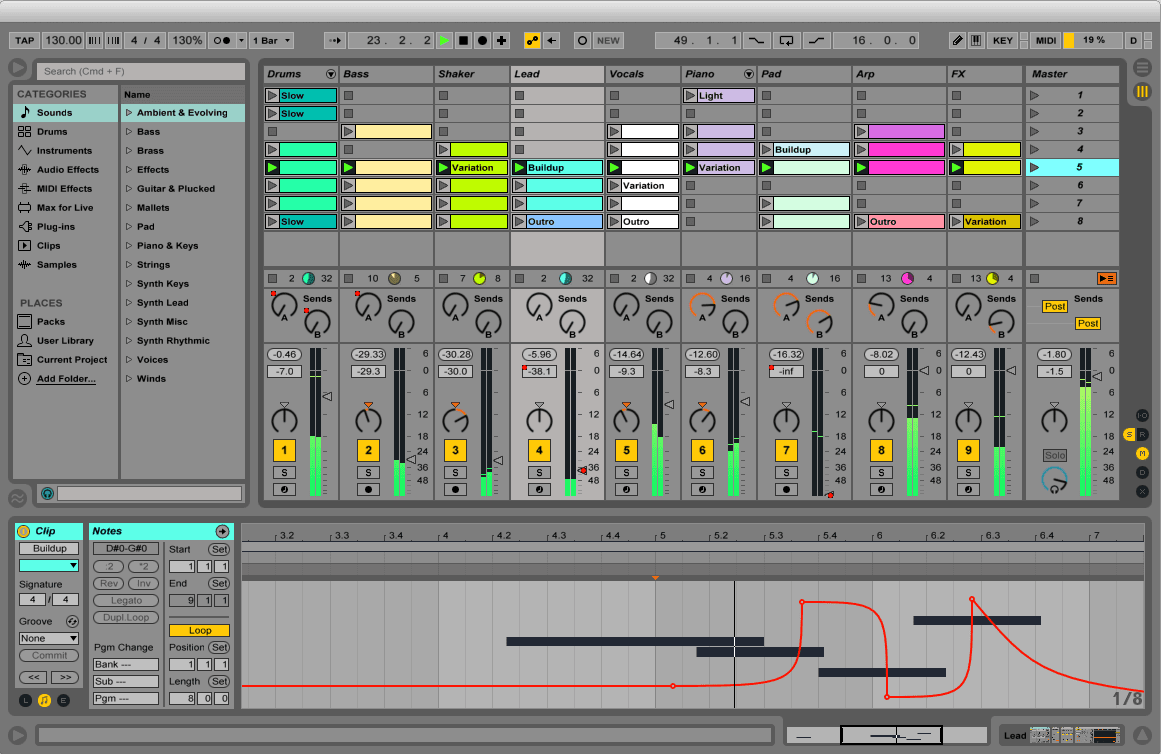 Ableton Live on Splice | Splice