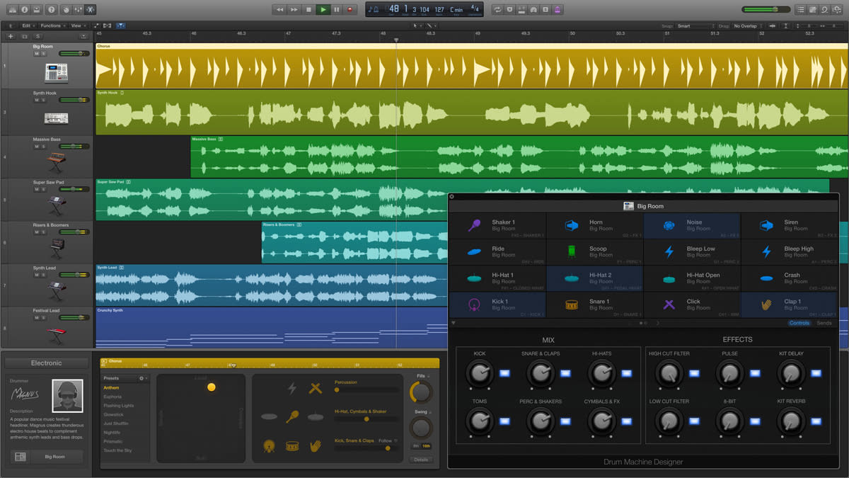 Logic Pro X on Splice | Splice