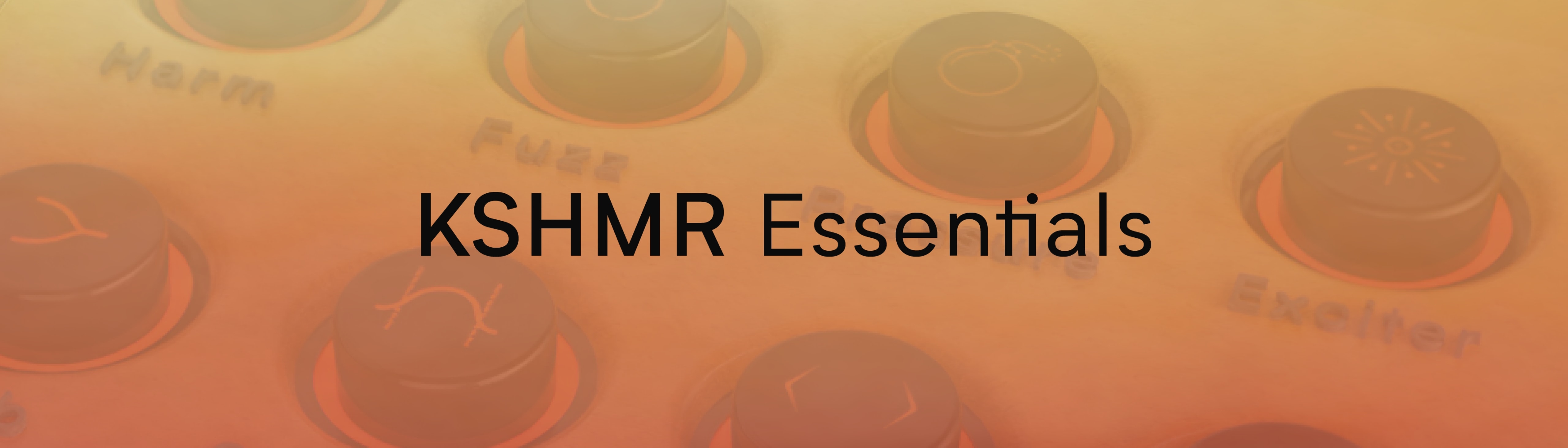 KSHMR Essentials plugin