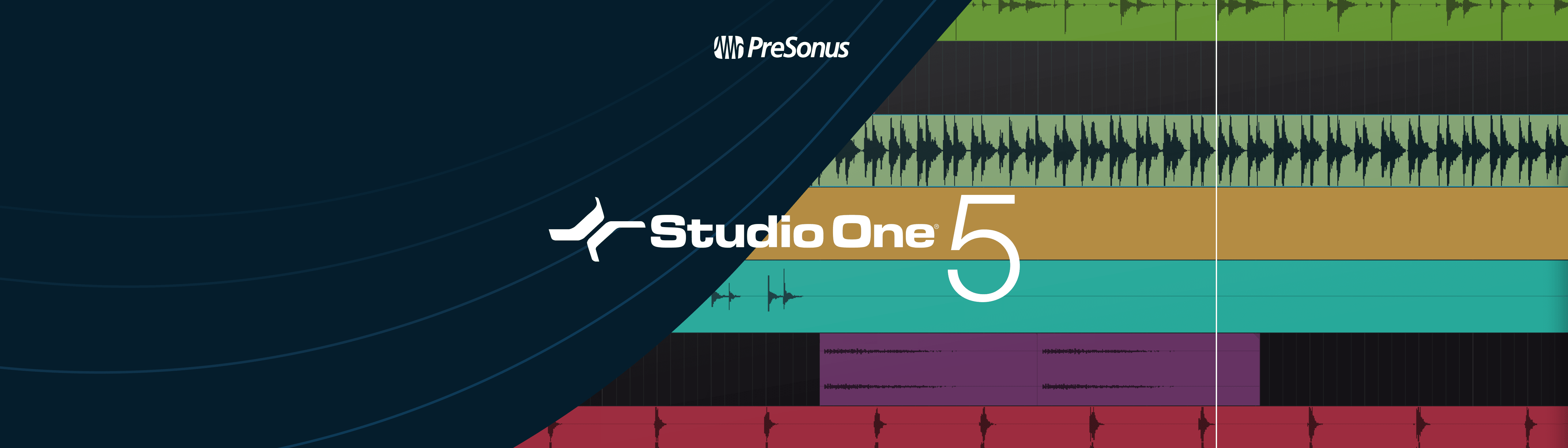 PreSonus Studio One Professional Rent-to-Own