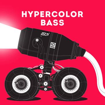 Hypercolor Bass