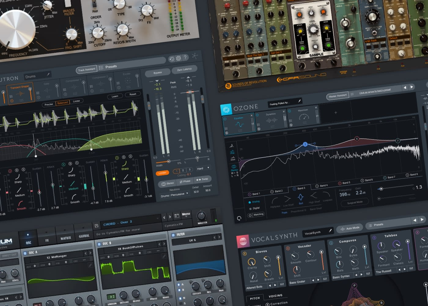 Plugins - Top Manufacturers (VST, AU) | Splice