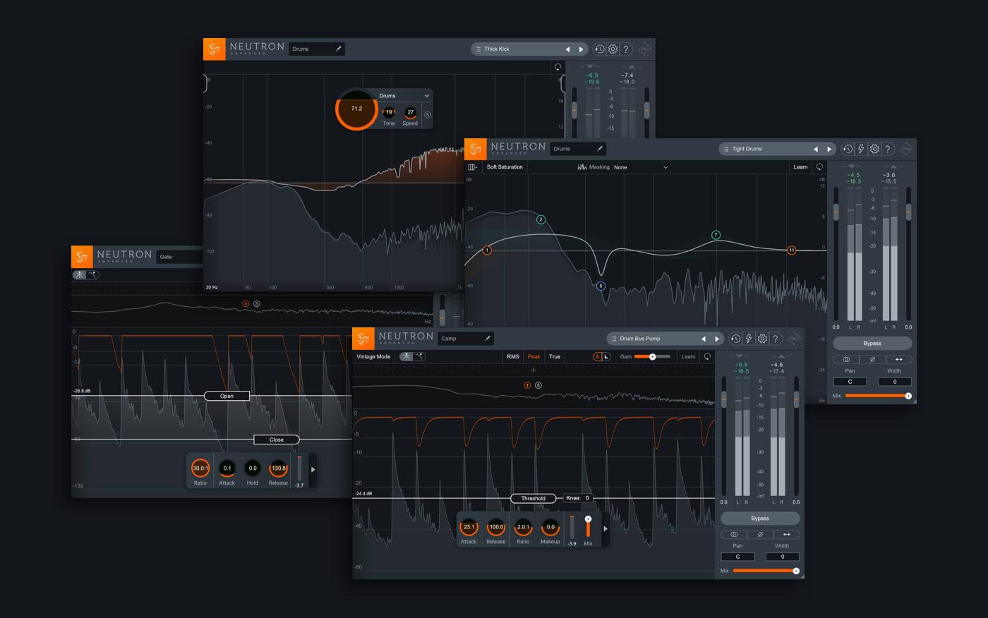 Netron 3 Advanced Signal Chain