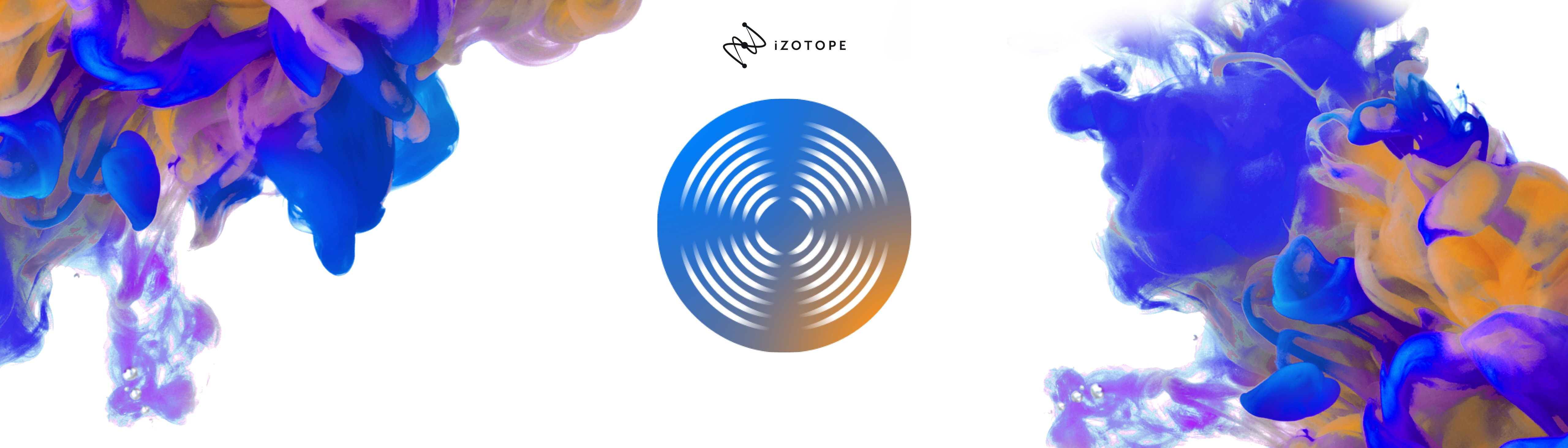 iZotope RX 8 Header